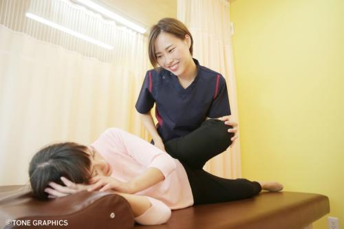 女性も活躍できる職場です。