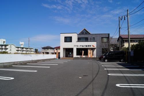 第二駐車場もあるので車で楽々通勤できます。