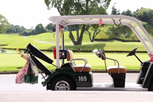 自然とゴルフの知識も豊富になります。