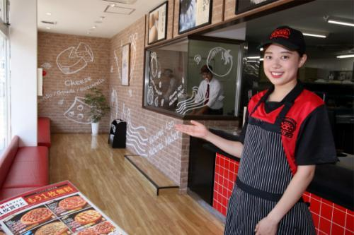 宗像赤間店はオープンしたてのおしゃれな店舗です♪