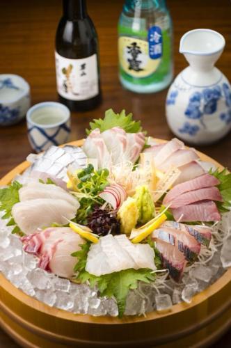 新鮮な海の幸そのままの美味しさを提供しています◎