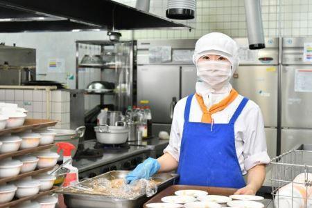 あなたの食事で患者さんも病院のスタッフも元気に!